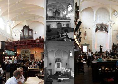 Van (schuil)kerk tot café