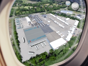 State-of-the-art geconditioneerd DC voor HSF Logistics