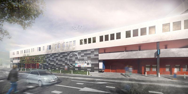 Winkelcentrum Amstelplein Uithoorn