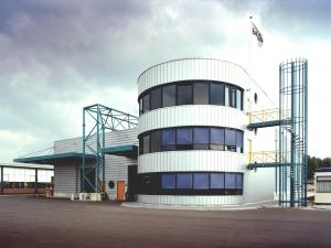 25 jaar chemicaliën magazijn PPG/BASF Tiel