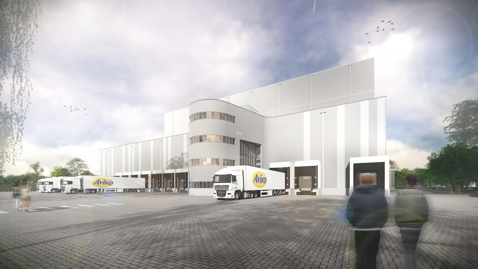 'Outstanding' vrieshuis voor Aviko in Steenderen