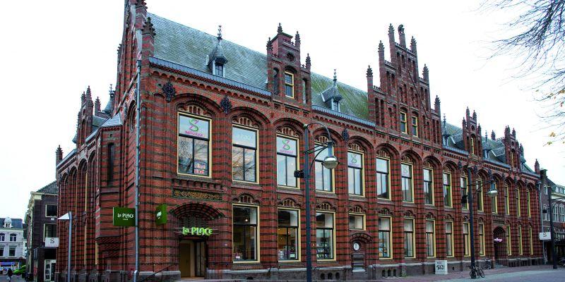 Voormalig postkantoor Arnhem