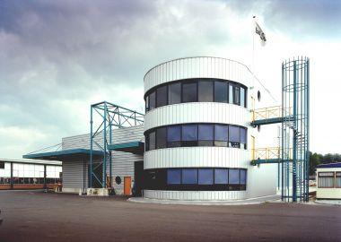 PPG/BASF Tiel - 25 jaar gevaarlijke stoffen magazijn