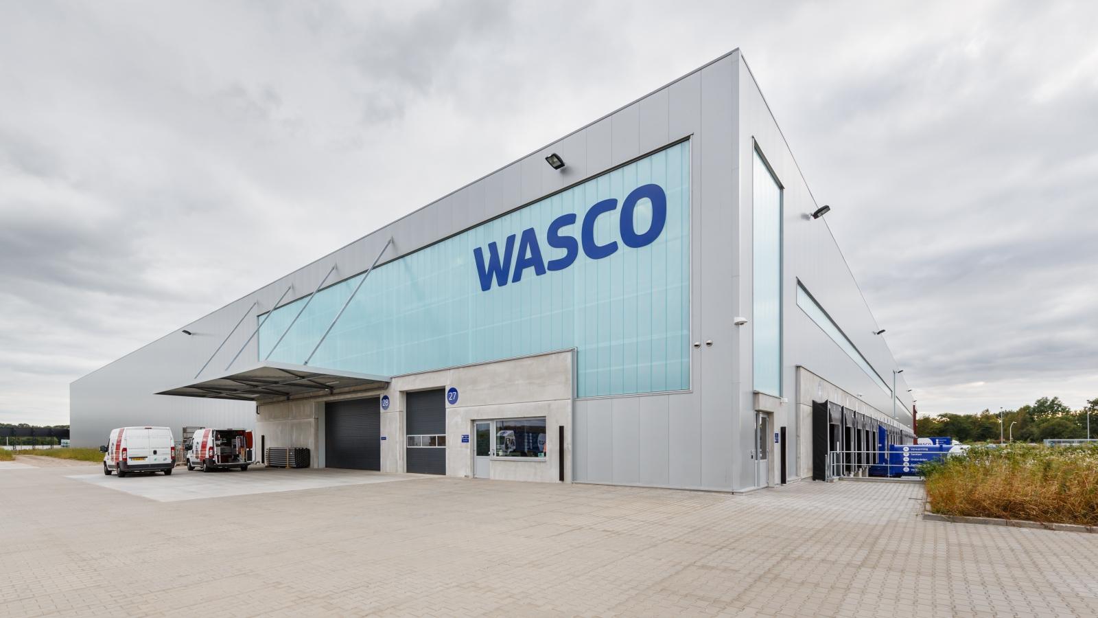 Duurzaam DC voor WASCO in Apeldoorn